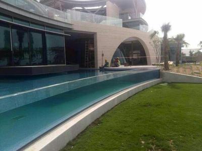 室外无边际泳池