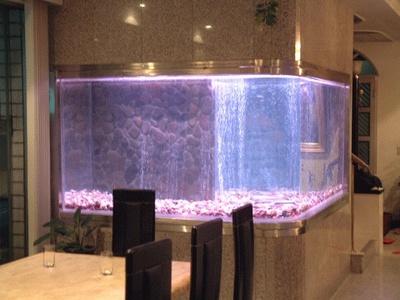 异形亚克力鱼缸
